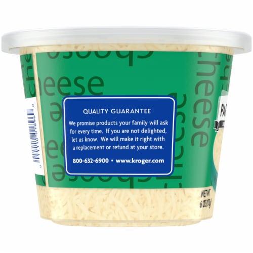 Kroger® Shredded Parmesan Cheese Perspective: left