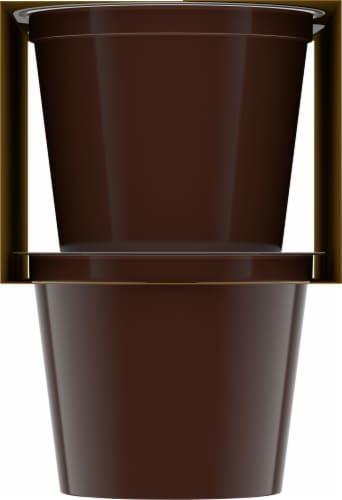 Kroger® Chocolate Fudge Pudding Snacks Perspective: left