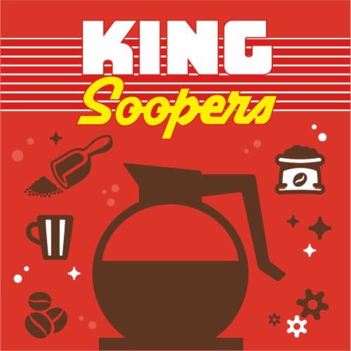 King Soopers® Medium Roast Ground Coffee Perspective: left