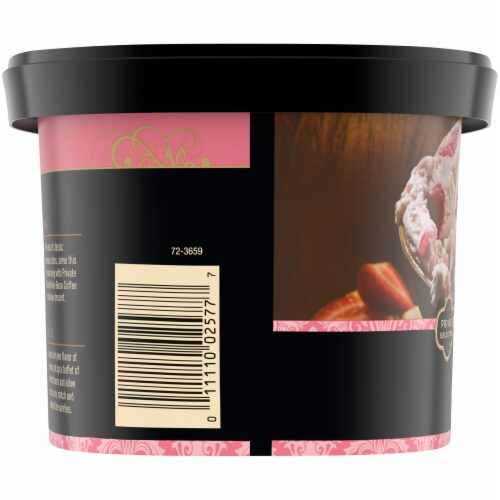 Private Selection® New York Style Strawberry Cheesecake Ice Cream Perspective: left