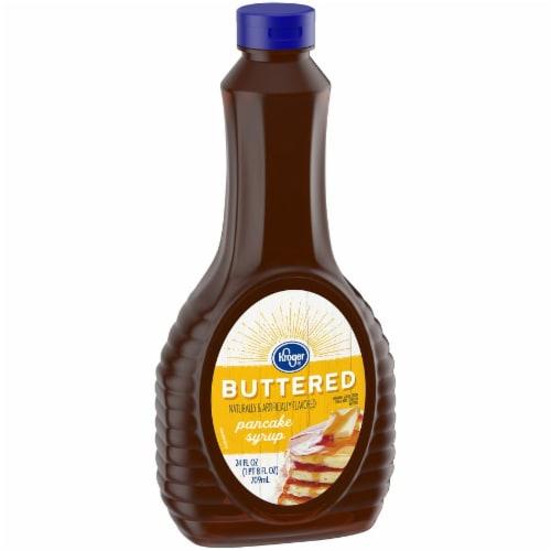 Kroger® Buttered Pancake Syrup Perspective: left