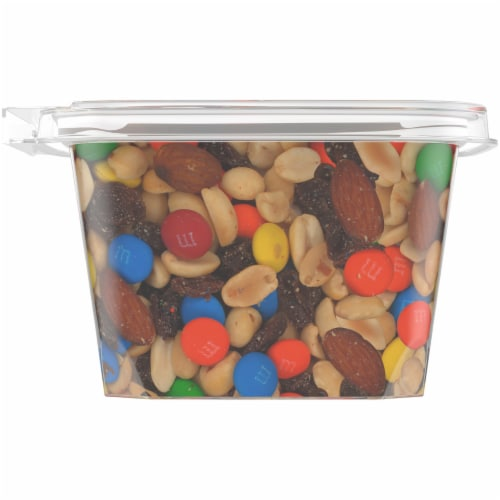 Classic Trail Mix with M&M's Perspective: left