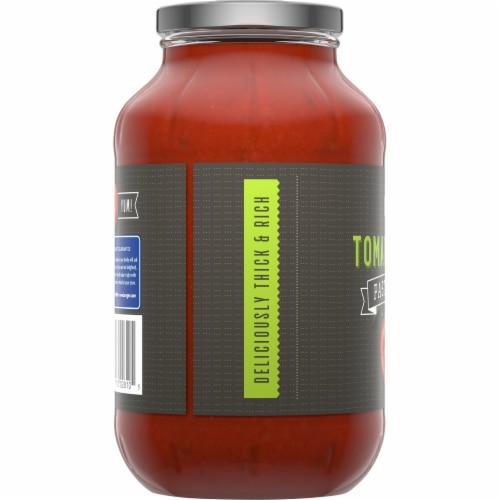 Kroger® Tomato + Basil Pasta Sauce Perspective: left