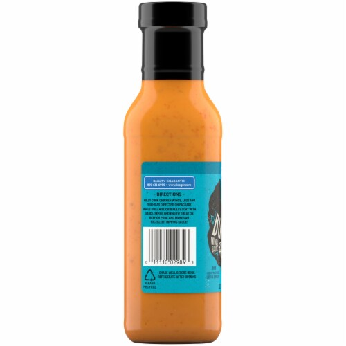 Kroger® Ranch Buffalo Wing Sauce Perspective: left