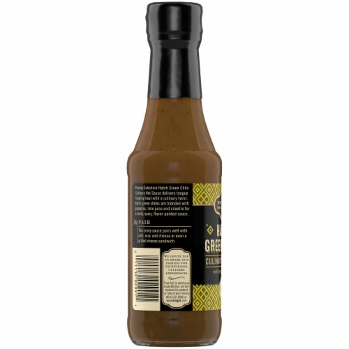 Private Selection™ Hot Hatch Green Chile Culinary Hot Sauce Perspective: left