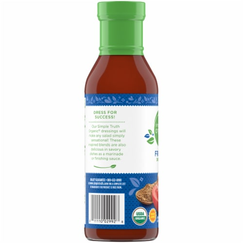 Simple Truth Organic® French Dressing Perspective: left