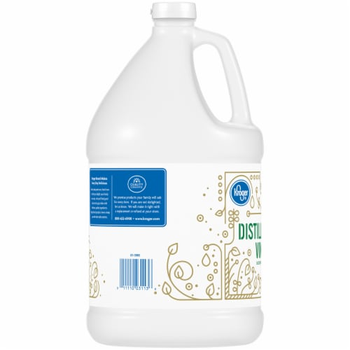 Kroger® Distilled White Vinegar Perspective: left