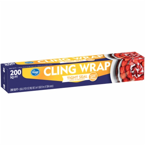 Kroger® Tight Seal Cling Wrap Perspective: left