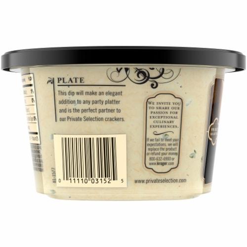 Private Selection® Parmesan & Peppercorn Gourmet Dip Perspective: left