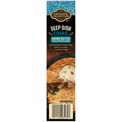Private Selection® Brown Butter Deep Dish Cookie Perspective: left