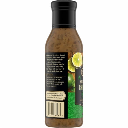 Private Selection™ Mexican Inspired Chile Lime Marinade Perspective: left