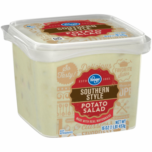 Kroger® Southern Style Potato Salad Perspective: left