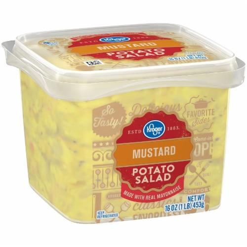 Kroger® Mustard Potato Salad Perspective: left