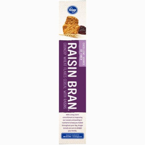 Kroger® Raisin Bran Cereal Perspective: left