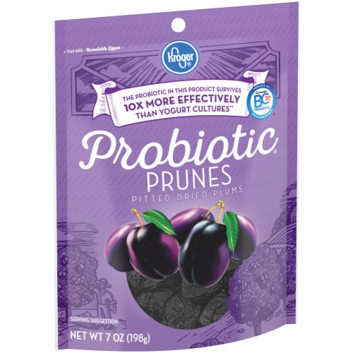 Kroger® Probiotic Prunes Perspective: left
