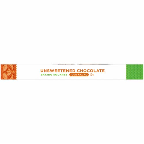 Simple Truth Organic™ Unsweetened Chocolate Baking Squares Perspective: left