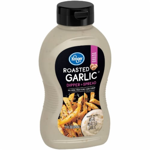 Kroger® Roasted Garlic Spread Perspective: left
