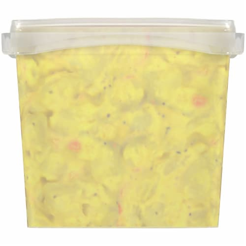 Kroger® Egg Mustard Potato Salad Perspective: left