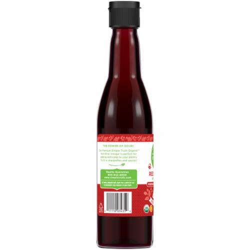 Simple Truth Organic™ Red Wine Vinegar Perspective: left
