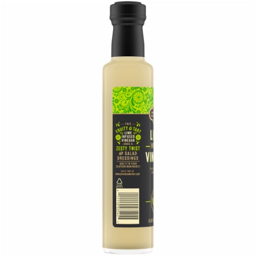 Private Selection® Lime Infused Vinegar Perspective: left