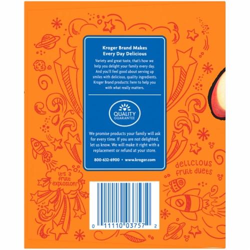 Kroger® Classic & Peach Mango Apple Sauce Variety Pack Perspective: left