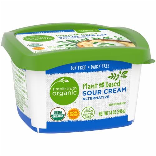 Simple Truth Organic™ Gluten Free Non-Dairy Sour Cream Perspective: left