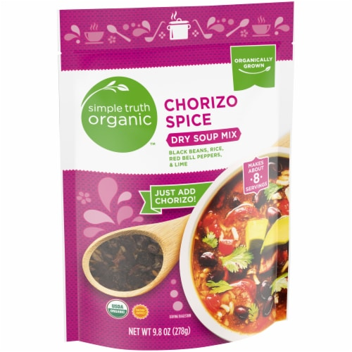 Simple Truth Organic™ Chorizo Spice Dry Soup Mix Perspective: left