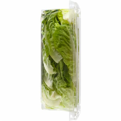 Simple Truth Organic® Little Gem Lettuce Perspective: left