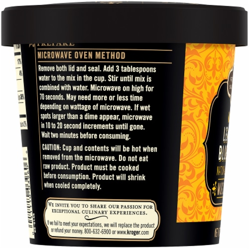 Private Selection™ Meyer Lemon & Blueberry Mug Cake Mix Perspective: left