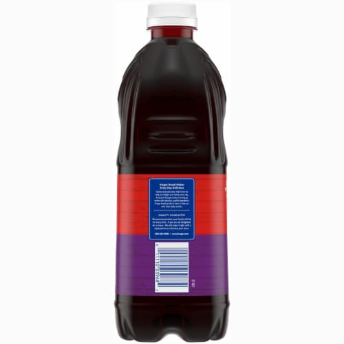 Kroger® Grape Cranberry Juice Cocktail From Concentrate Perspective: left