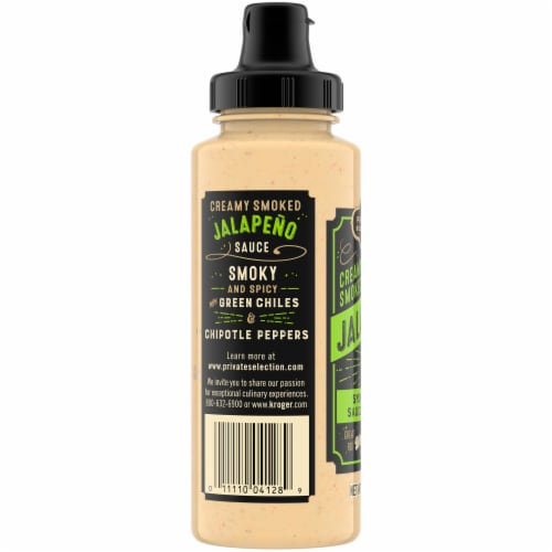 Private Selection® Creamy Smoked Jalapeno Sauce Perspective: left