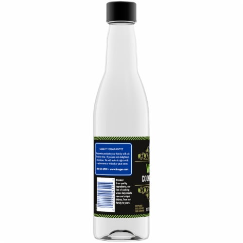 Kroger® White Cooking Wine Perspective: left