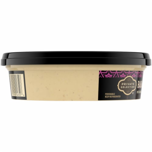 Private Selection® Baba Ghannouj Eggplant Dip Perspective: left