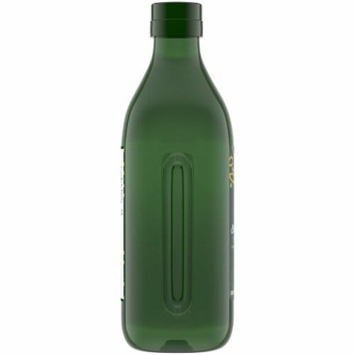 Kroger Extra Virgin Olive Oil Bottle Perspective: left