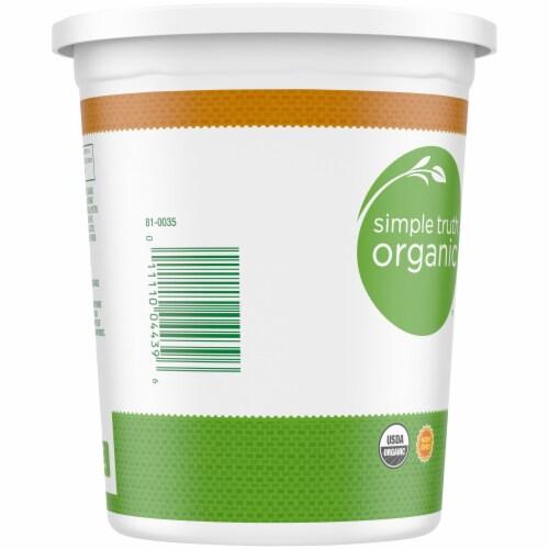Simple Truth Organic™ Vanilla Lowfat Yogurt Perspective: left
