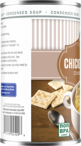 Kroger® Chicken Noodle Condensed Soup Perspective: left