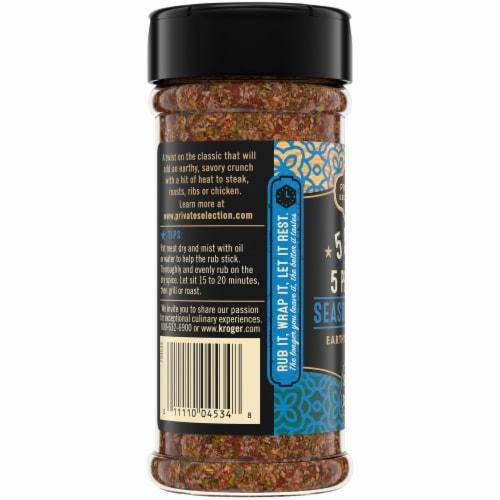 Private Selection® 5 Salt & 5 Pepper Seasoning Rub Perspective: left