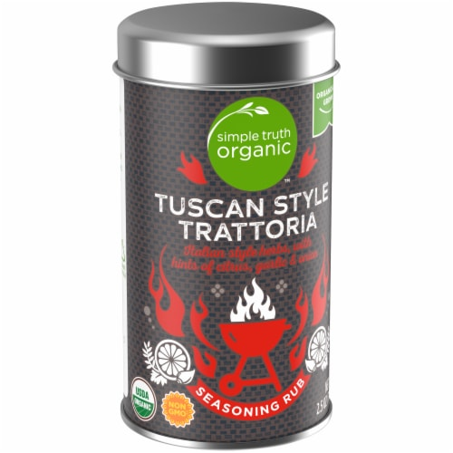 Simple Truth Organic™ Tuscan Style Trattoria Seasoning Rub Perspective: left