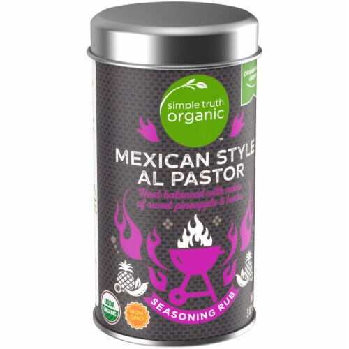Simple Truth Organic™ Mexican Style Al Pastor Seasoning Rub Perspective: left