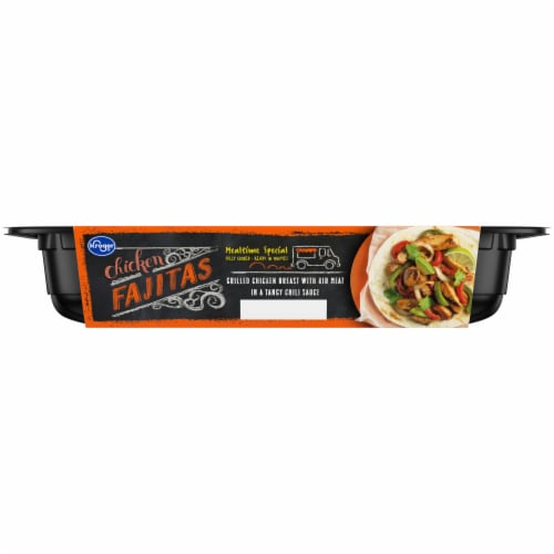Kroger® Mealtime Special Chicken Fajitas Perspective: left