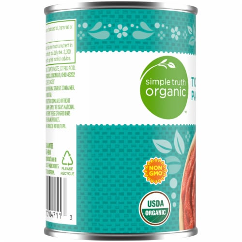 Simple Truth Organic™ Tomato Paste Perspective: left