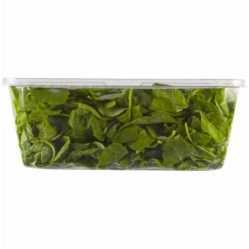 Simple Truth Organic® Baby Spinach and Kale Perspective: left