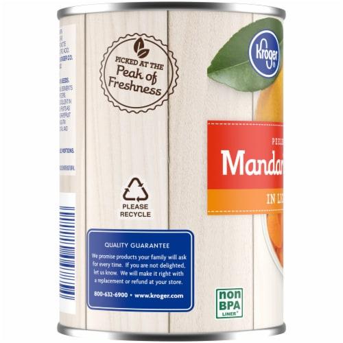Kroger® Mandarin Oranges in Light Syrup Perspective: left