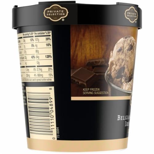 Private Selection® Belgian Chocolate Irish Cream Ice Cream Perspective: left
