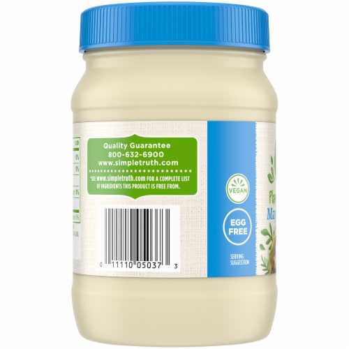 Simple Truth™ Plant Based Mayo Spread Perspective: left