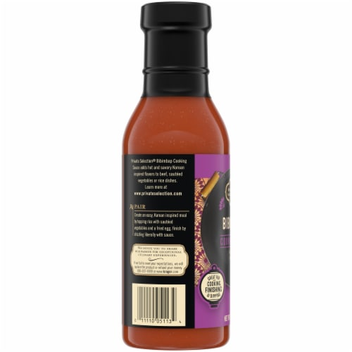 Private Selection® Bibimbap Cooking Sauce Perspective: left