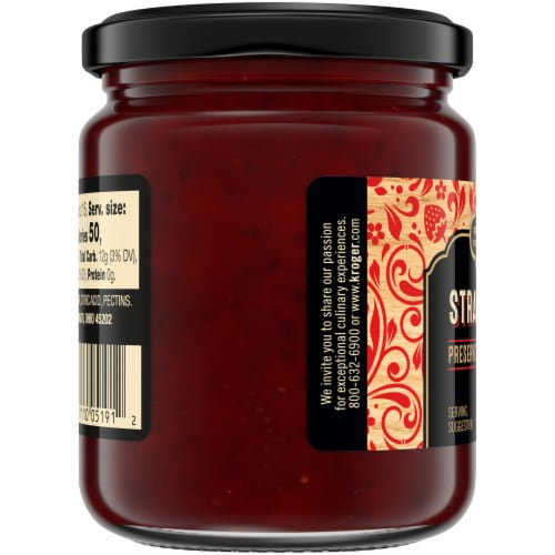 Private Selection® Strawberry Preserves Perspective: left