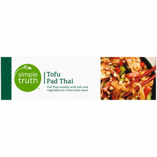 Simple Truth™ Tofu Pad Thai Frozen Meal Perspective: left