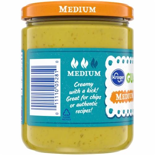 Kroger® Medium Guacamole Salsa Perspective: left