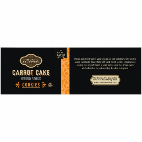 Private Selection® Carrot Cake Cookies Perspective: left